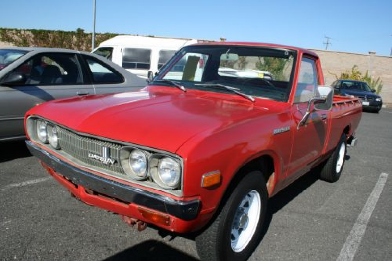Photo of 1976 Datsun 620 Pick-Up - SOLD IN 2 DAYS! for sale by owner ...