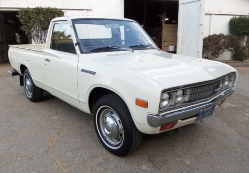 1978 Datsun 620 Pickup Truck Survivor For Sale