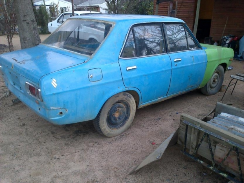 Datsun 1200 Use for running or parts complete in Paarl, Western Cape ...