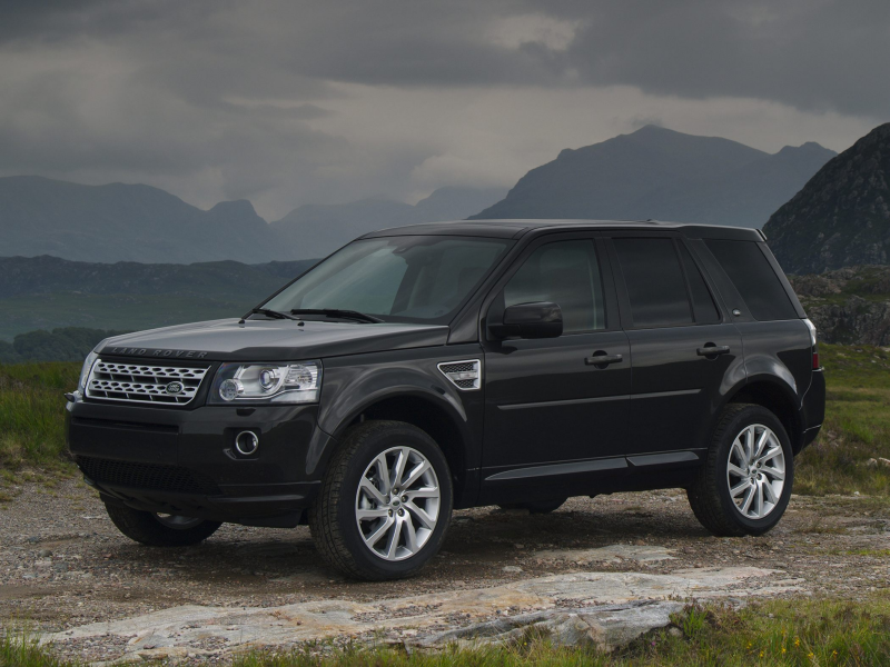 2013 Land Rover LR2 SUV Base 4dr All wheel Drive Exterior