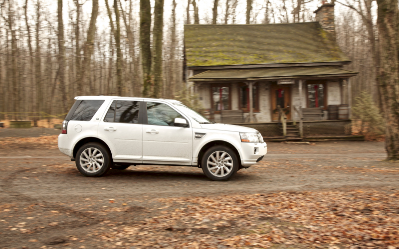 2013 Land Rover LR2 First Drive Photo Gallery