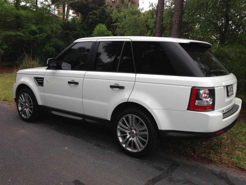 Picture of 2011 Land Rover Range Rover Sport HSE, exterior
