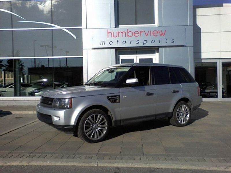 2011 Land Rover Range Rover Sport HSE-Luxury Package+Surround View ...