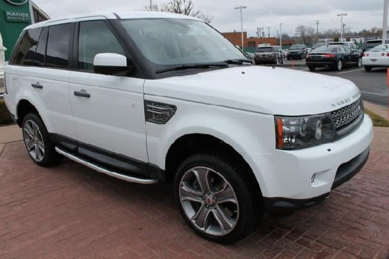 2011 Land Rover Range Rover Sport Supercharged - 20000 Kz