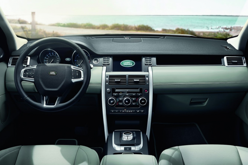 land rover discovery sport 2015 interieur land rover discovery sport ...