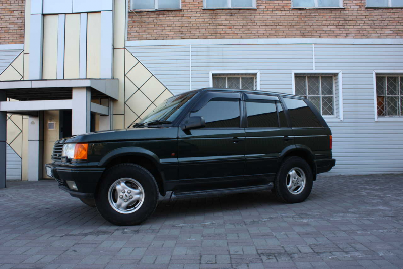 1999 LAND Rover Range Rover Pictures