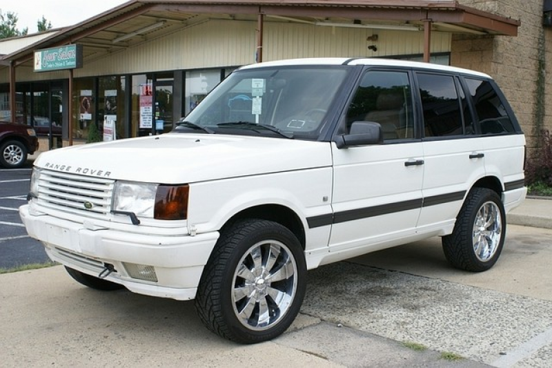 1999 Land Rover Range Rover SE in Mercerville, New Jersey