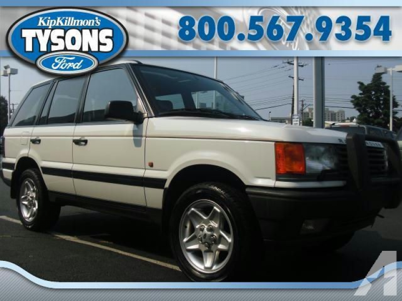 1999 Land Rover Range Rover for sale in Vienna, Virginia