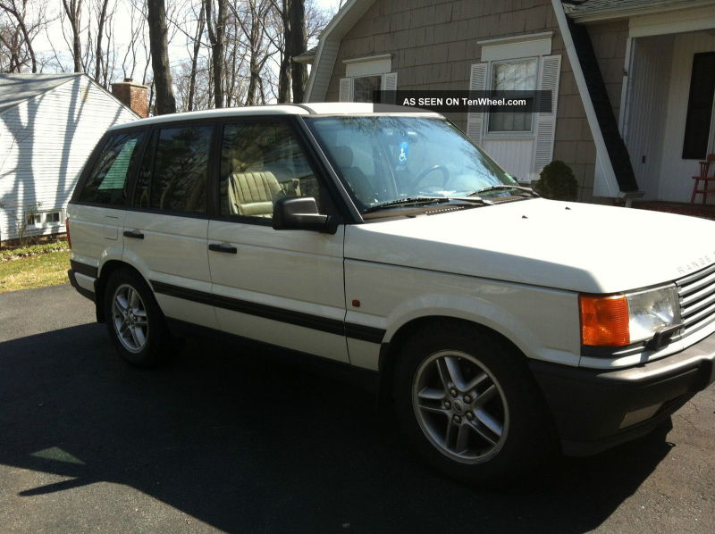 1999 Land Rover Range Rover With Range Rover photo 5