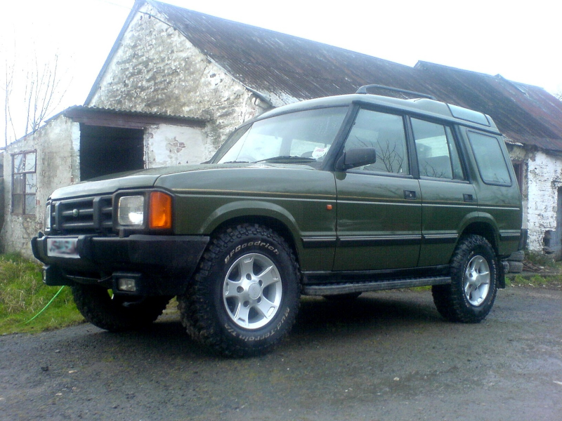 Picture of 1994 Land Rover Discovery 4 Dr STD AWD SUV