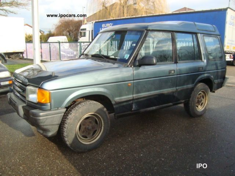 1994 Land Rover Discovery 2.5 TDi Off-road Vehicle/Pickup Truck Used ...