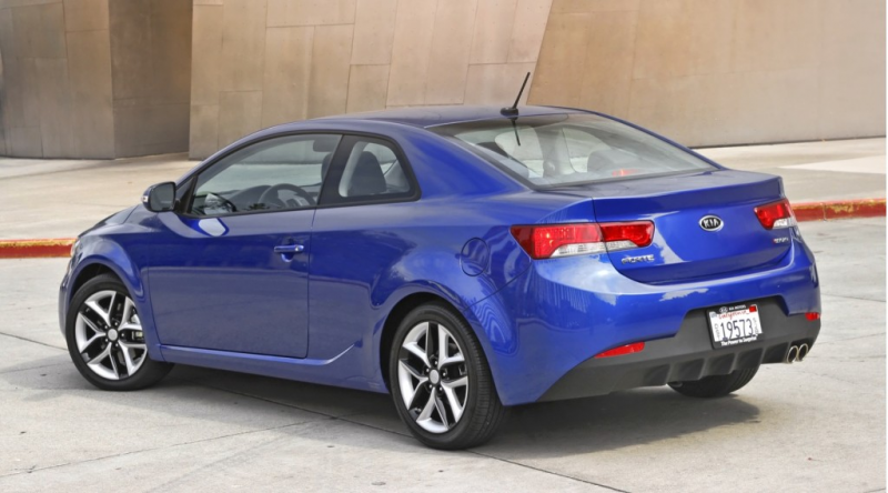 2013 Kia Forte - Photo Gallery