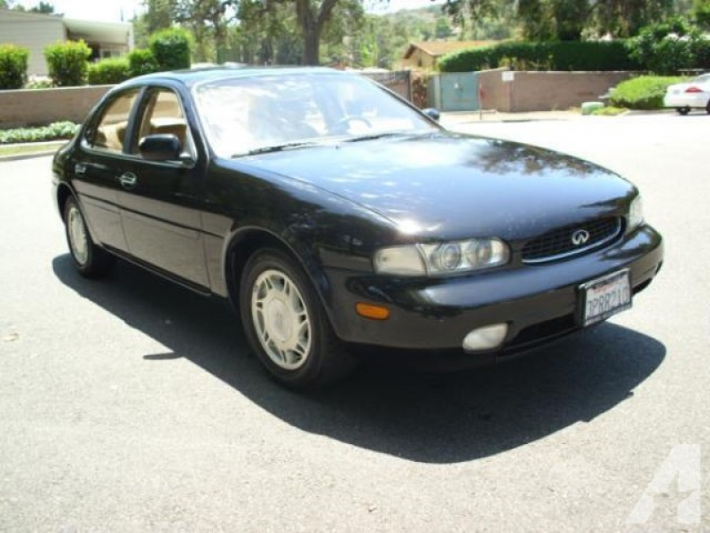 1996 Infiniti J30 for Sale in Thousand Oaks, California Classified ...