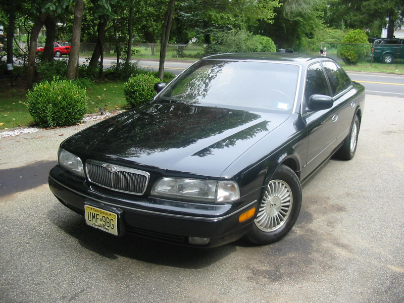 Picture of 1994 Infiniti Q45 4 Dr STD Sedan, exterior