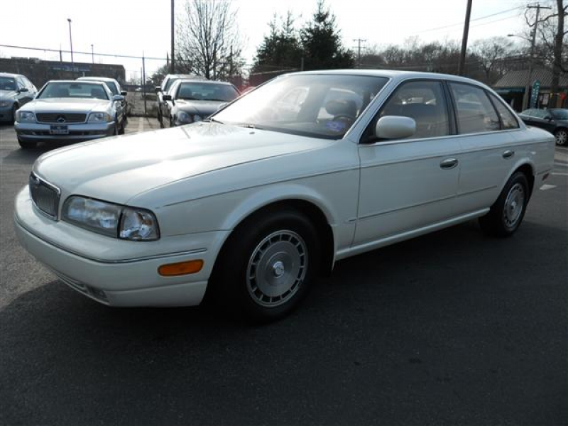 1994 Infiniti Q45 4dr Sedan Luxury Performance, available for sale in ...