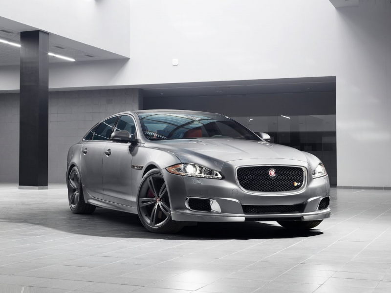 2014 Jaguar XJR Wallpapers