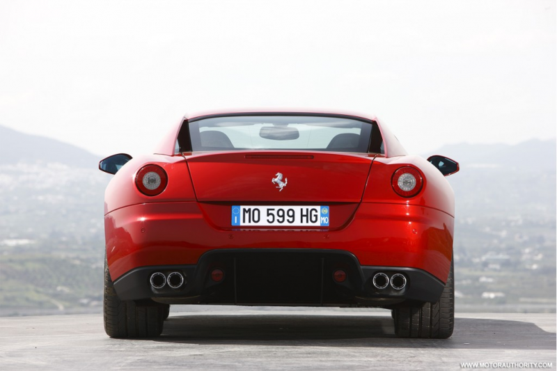 2009 Ferrari 599 GTB Fiorano - Photo Gallery