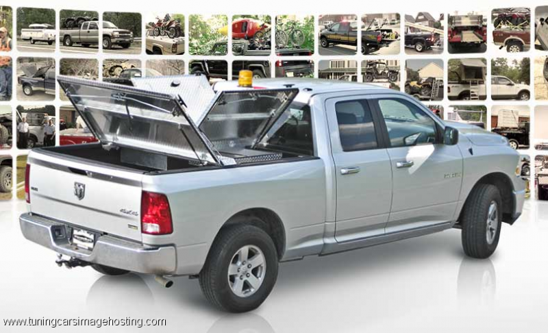 Dodge Ram Truck Bed Accessories