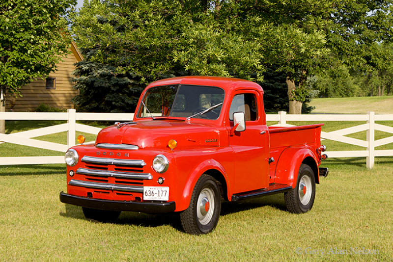 dodge pickup, 1949 dodge, photo