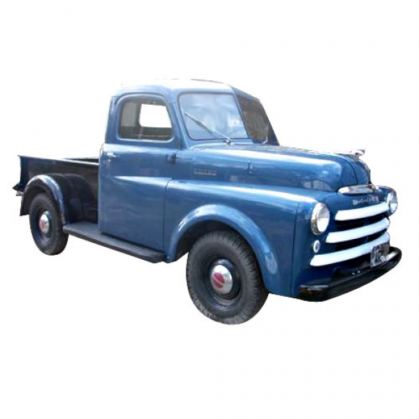 1948-1949 DODGE PICKUP & TRUCK REPAIR MANUAL