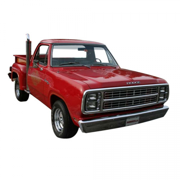 ... DODGE 100-400 PICKUP TRUCK, RAMCHARGER & TRAIL DUSTER SERVICE MANUAL