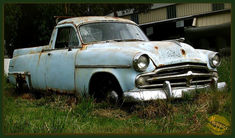 1954 Dodge Coupe-Utility