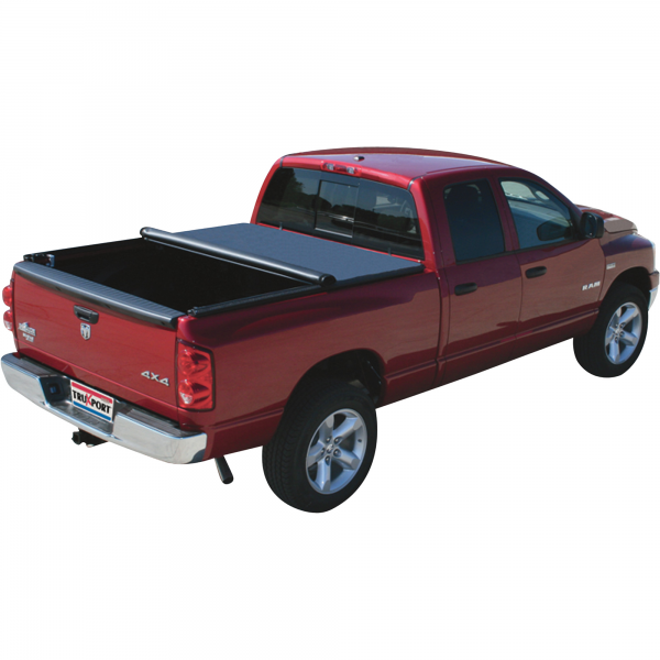 "... Pickup Tonneau Cover — Fits 2009-2013 Dodge Ram Crew Cab, 5'7"" Bed"