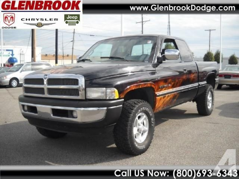 1997 Dodge Ram 1500 for sale in Fort Wayne, Indiana