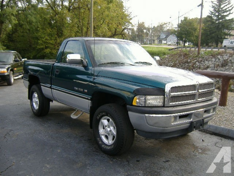 1997 Dodge Ram 1500 for sale in Grove City, Ohio