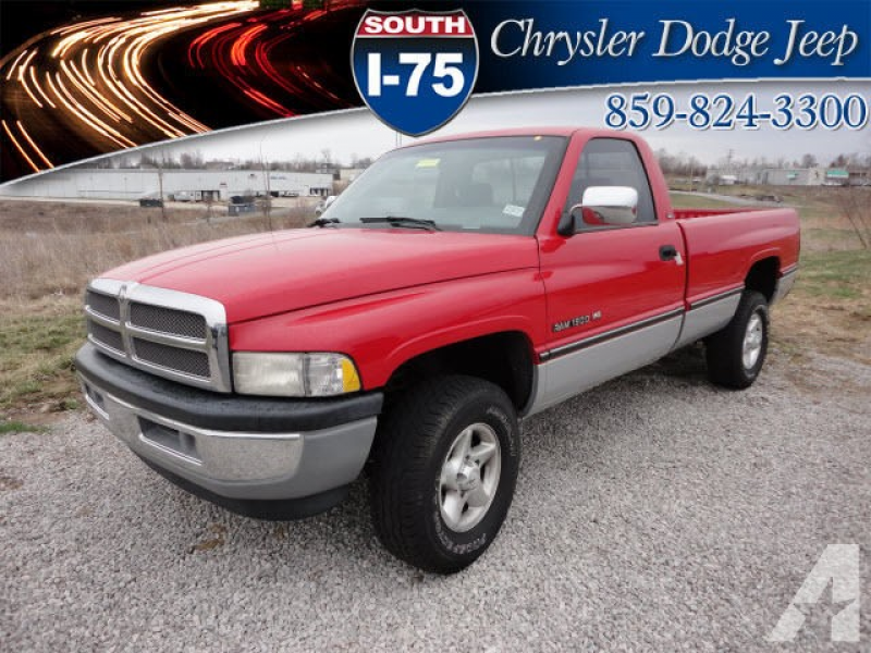 1997 Dodge Ram 1500 for sale in Crittenden, Kentucky