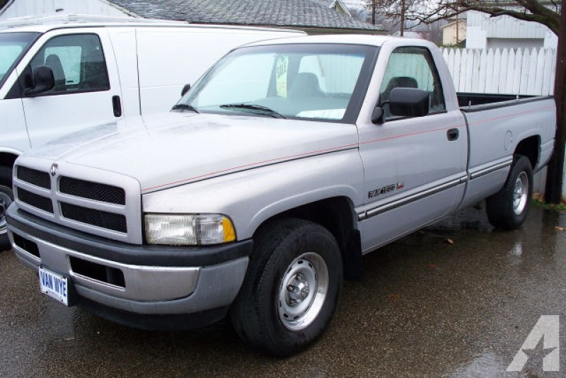 1997 Dodge Ram 1500 for sale in Zanesville, Ohio