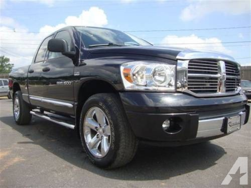 2007 Dodge Ram 1500 Truck Laramie 4x4 Truck for sale in Guthrie, North ...