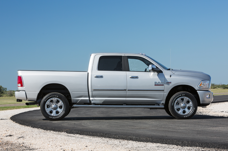 2014 Ram 2500 Laramie Limited Heavy Duty First Test Photo Gallery