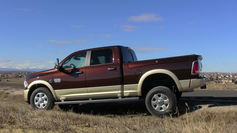 give the 2014 Ram 2500 HD Laramie Longhorn CrewCab 4×4 a Buy It!