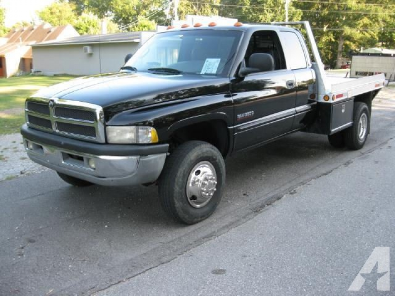 2001 Dodge Ram 3500 for sale in Florence, Alabama