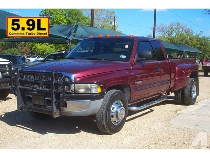 2001 Dodge Ram 3500 for sale in Cameron, Texas
