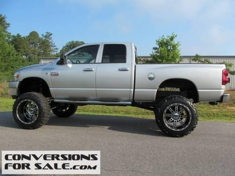 2008 Dodge Ram 2500 SLT Diesel Lifted Truck
