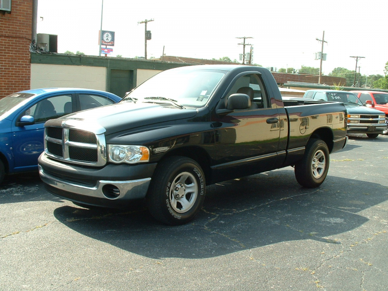 Picture of 2003 Dodge Ram Pickup 1500 ST SB, exterior
