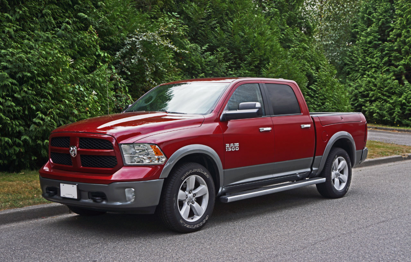 2014 Ram 1500 Outdoorsman Road Test Review