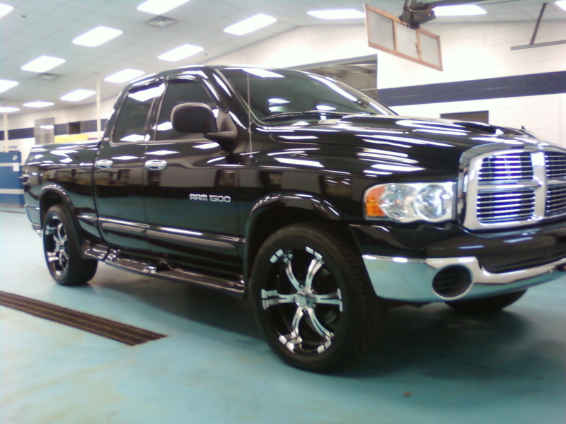 Picture of 2004 Dodge Ram Pickup 1500 SLT Quad Cab SB, exterior