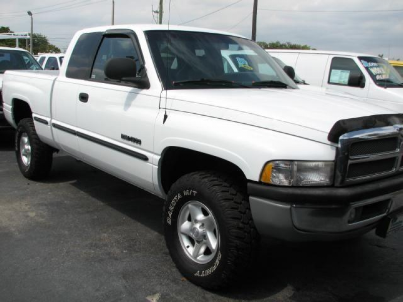 ... used 1999 dodge ram 1500 truck for sale in florida hollywood email