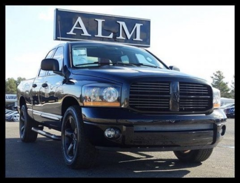 Used 2006 Dodge Ram 1500 Truck 2WD Quad Cab