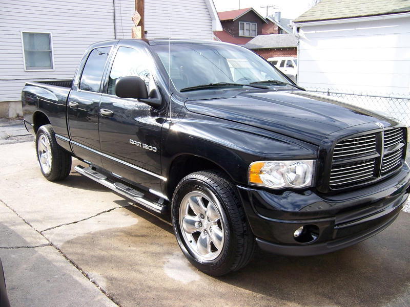 Picture of used dodge ram pickup 1500