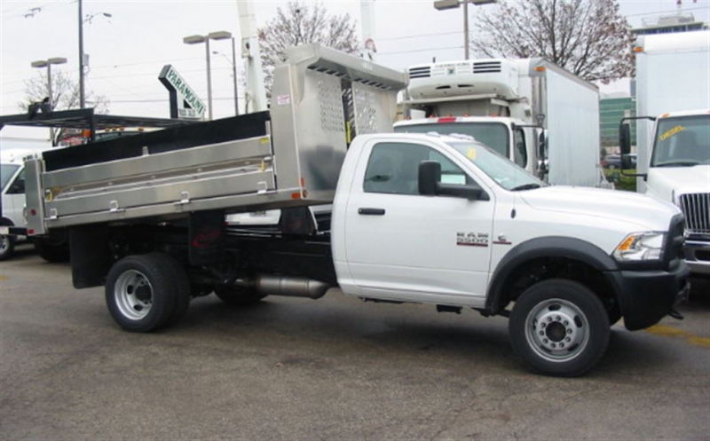 Used 2015 Dodge RAM 5500 4x4 diesel with alum dump in Richmond Hill ...