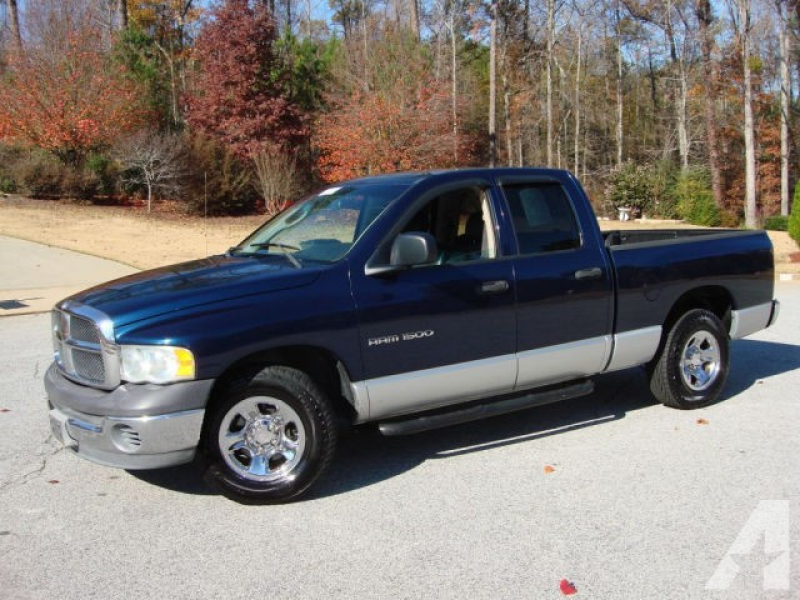 2002 Dodge Ram 1500 ST for sale in Stockbridge, Georgia