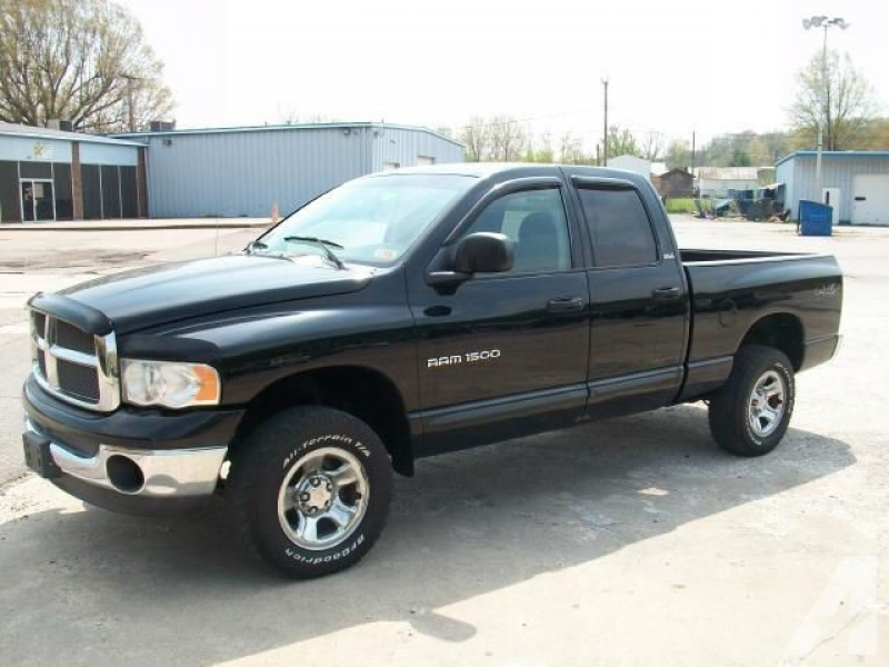 2002 Dodge Ram 1500 ST for sale in Louisa, Kentucky