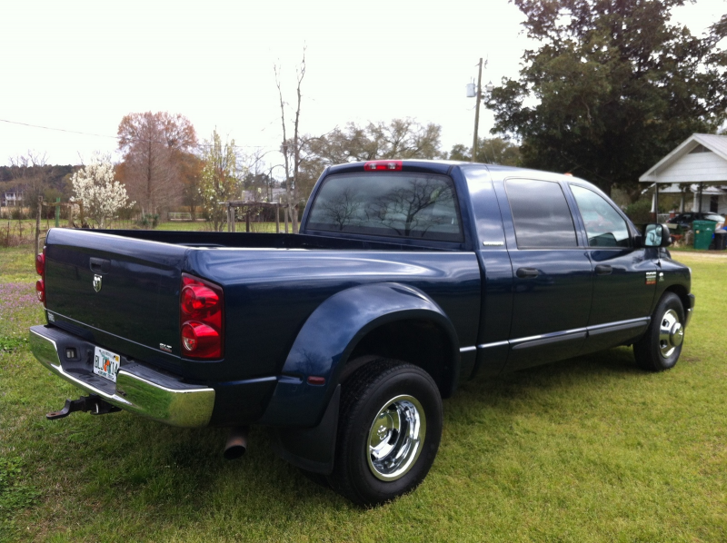 Picture of 2007 Dodge Ram Pickup 3500 SLT Mega Cab, exterior
