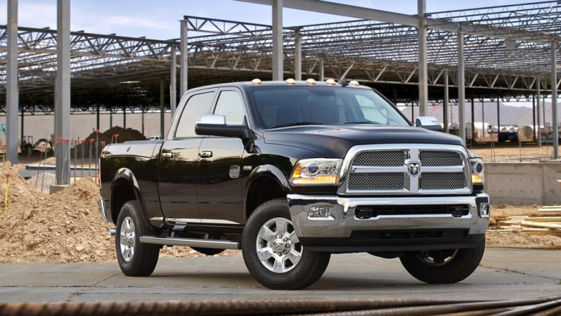 ... of Smooth Ride and Strong Power-trains : 2014 Dodge Ram 2500