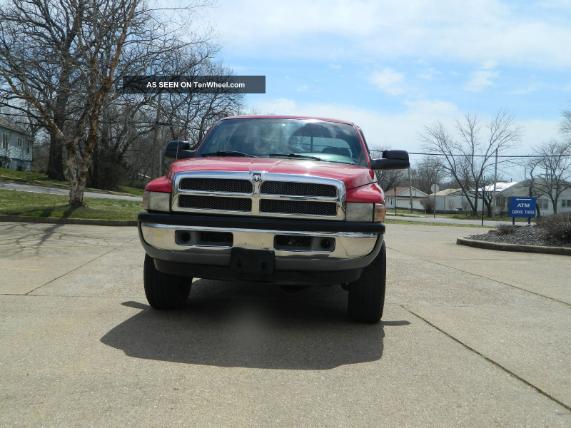 2001 Dodge Ram 2500 Cummins Diesel 4x4 Slt Extended Cab Ram 2500 photo ...