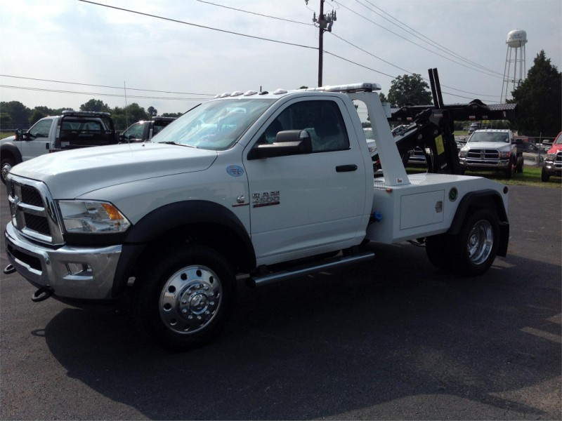 2013 DODGE RAM 4500 FOR SALE
